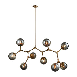 D3564 Linear Synapse Chandelier