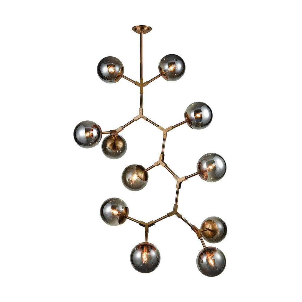 D3566 Large Synapse Chandelier