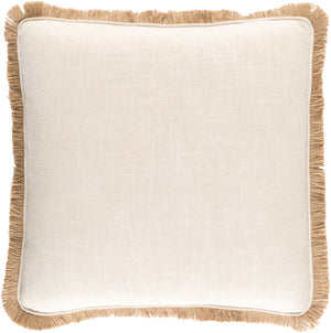 Ellery Pillow Kit - Beige, Tan - Poly - ELY001