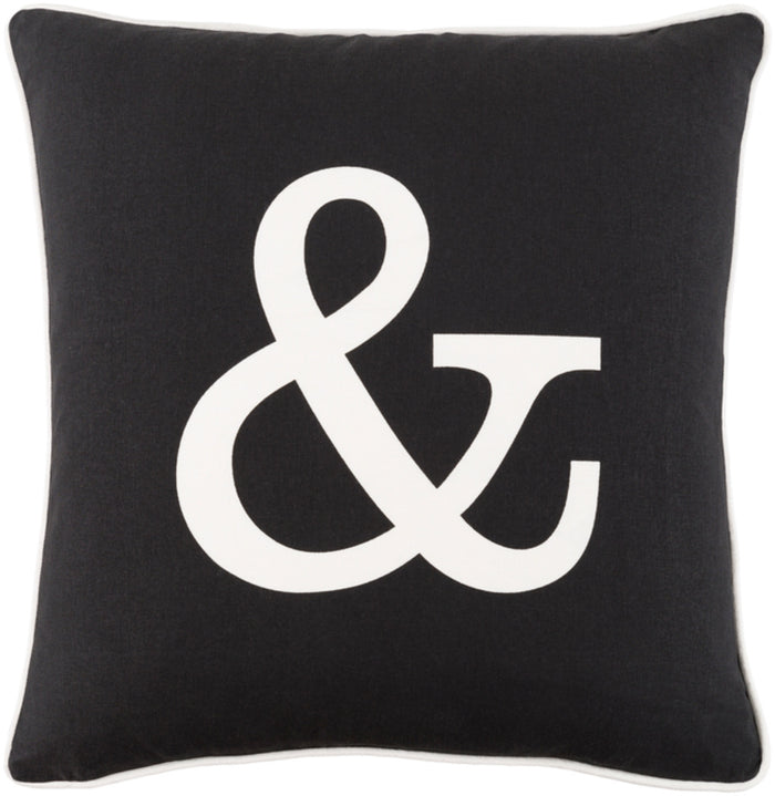 Glyph Pillow Kit - Black, Cream, White - Down - GLYP7071