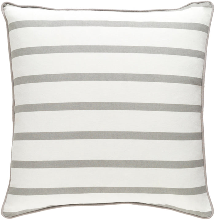 Glyph Pillow Kit - Light Gray, White - Down - GLYP7077
