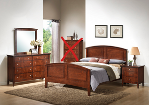 C31636A Whiskey Bedroom