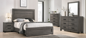 C8321A Salt Creek Gray Bedroom