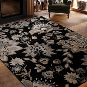 Glamor Collection 5' x 8' Area Rugs
