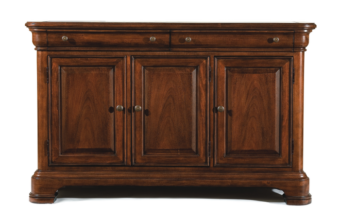 9180 Evolution - Credenza With Marble Top