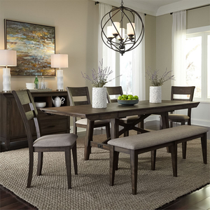 Double Bridge Dining Room Set