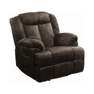G600173 - Power Lift Recliner With Wired Remote - Chocolate