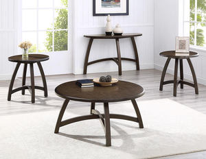 Miranda Wood 3 Pack Occasional Tables
