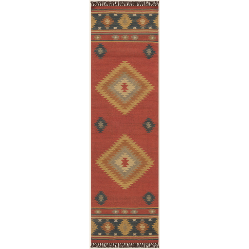Surya Floor Coverings - JT1033 Jewel Tone Area Rugs/Runners