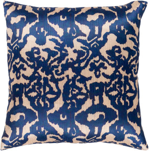 Lambent Pillow Kit - Wheat, Navy, Dark Brown - Poly - LAM001