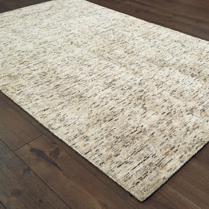 45908 Tommy Bahama Lucent Indoor Area Rug Ivory/ Sand