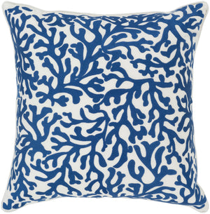Osprey Pillow Kit - Dark Blue, Cream - Poly - OPY003