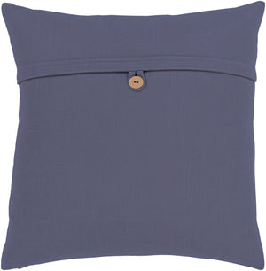 Penelope Pillow Cover - Navy - PLP001