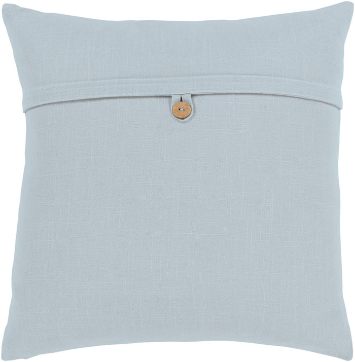 Penelope Pillow Kit - Ice Blue - Poly - PLP003