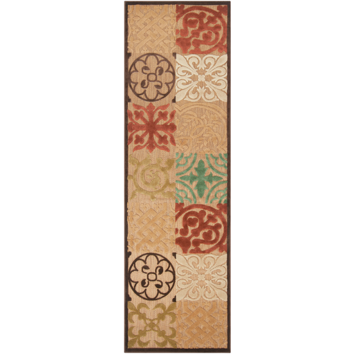 Surya Floor Coverings - PRT1002 Portera Area Rugs/Runners