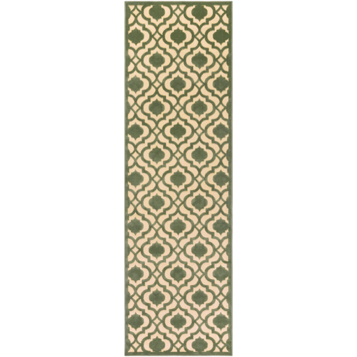 Surya Floor Coverings - PRT1076 Portera Area Rugs/Runners