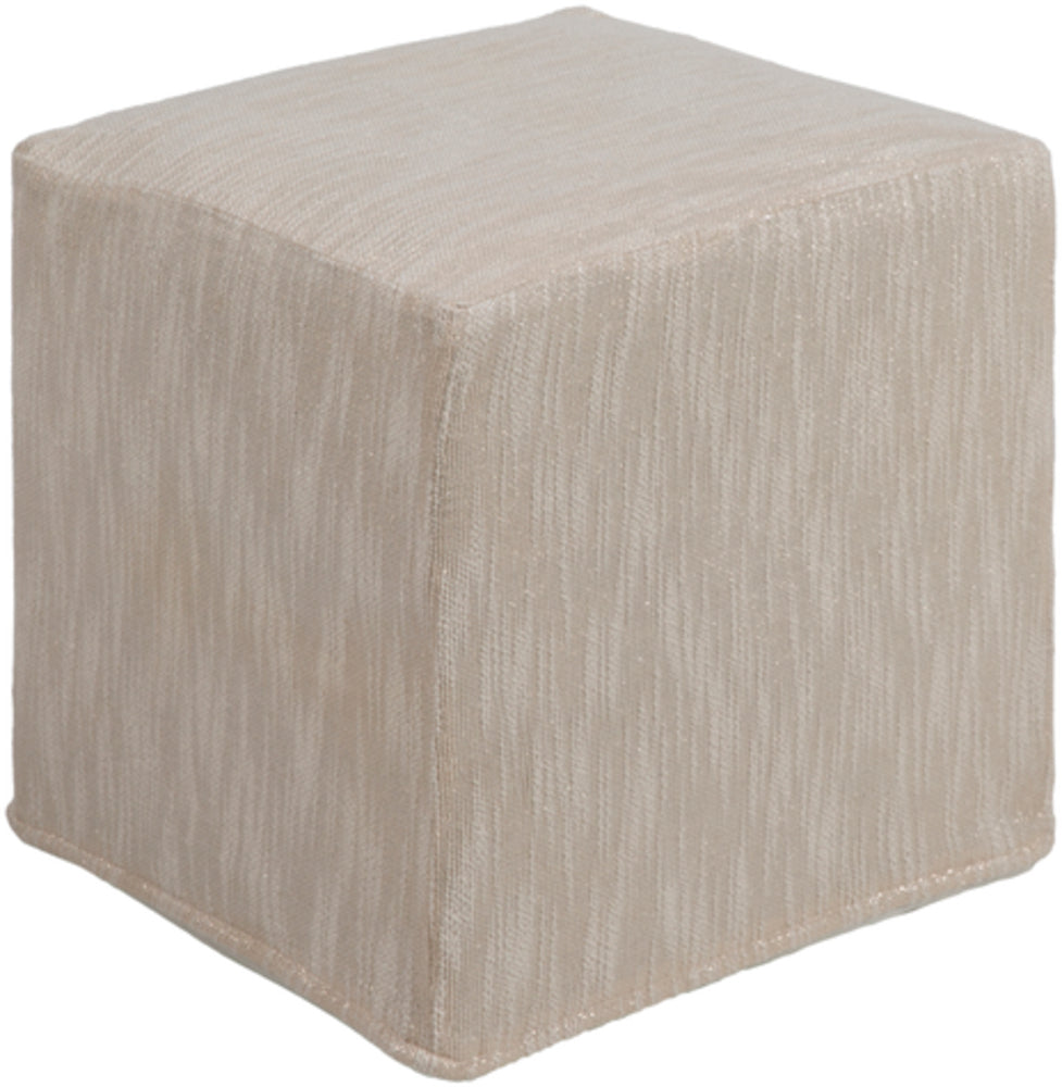 Purist 18 x 18 x 18 (inches) Pouf