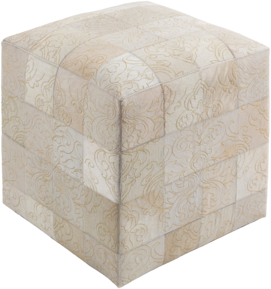 Sophisticate 18 x 18 x 18 (inches) Pouf