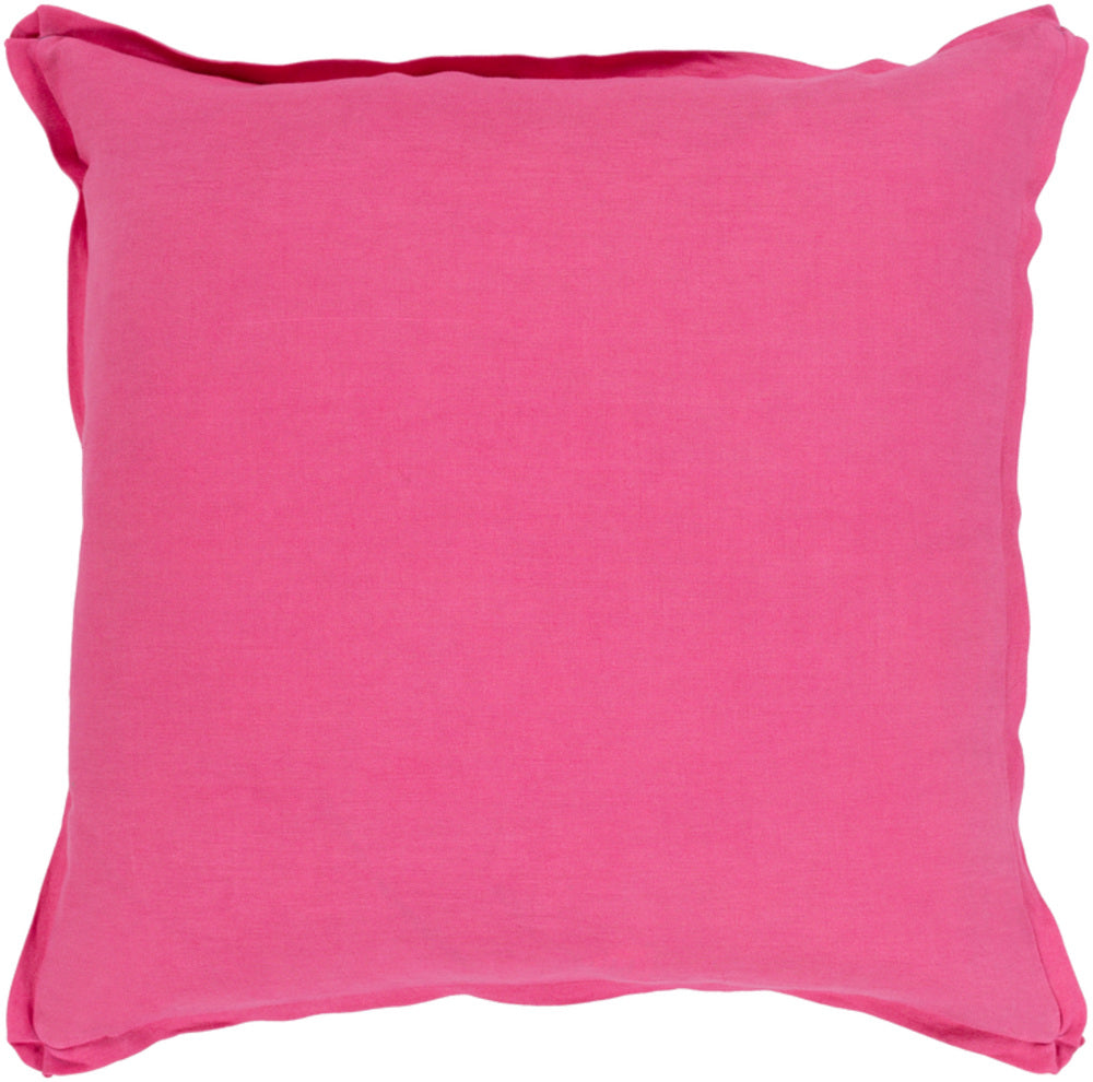 Solid Pillow Kit - Bright Pink - Poly - SL013