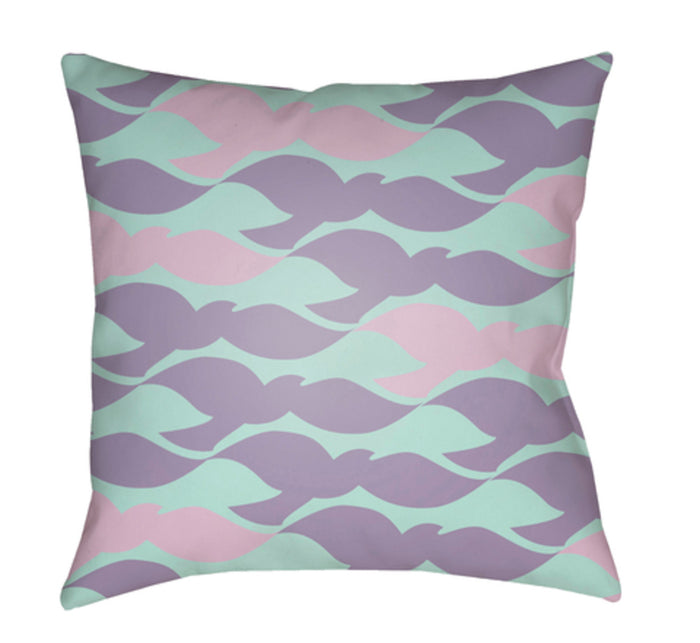 Scandanavian Pillow Cover - Lavender, Lilac, Mint - SN017