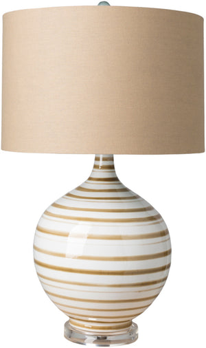 Surya TIL100 Tideline Table Lamp