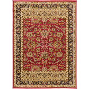 "Surya Floor Coverings - WLL1000 Willow Lodge 5'3"" x 7'3"" Area Rug"