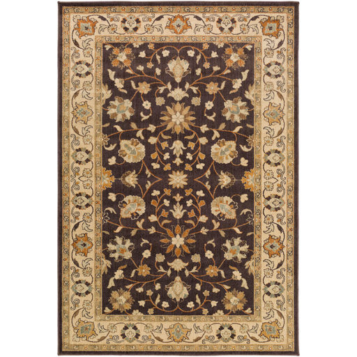 "Surya Floor Coverings - WLL1002 Willow Lodge 5'3"" x 7'3"" Area Rug"