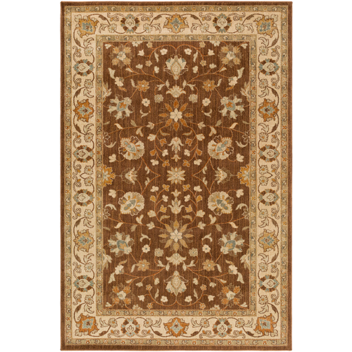 "Surya Floor Coverings - WLL1003 Willow Lodge 5'3"" x 7'3"" Area Rug"