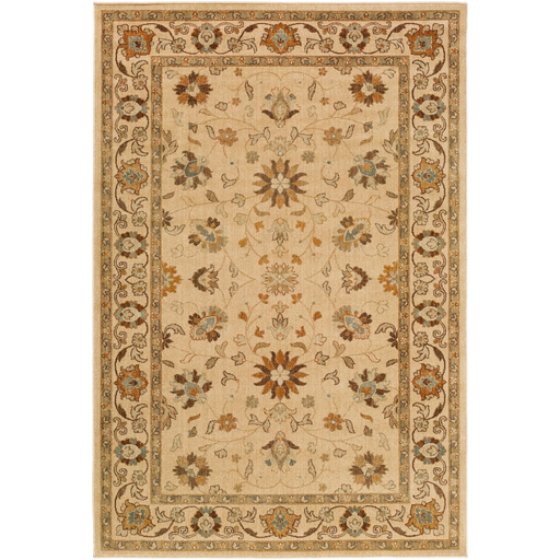 "Surya Floor Coverings - WLL1004 Willow Lodge 5'3"" x 7'3"" Area Rug"