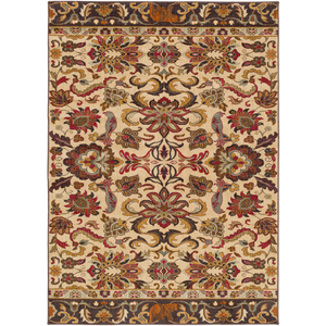 "Surya Floor Coverings - WLL1005 Willow Lodge 5'3"" x 7'3"" Area Rug"