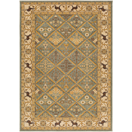 "Surya Floor Coverings - WLL1007 Willow Lodge 5'3"" x 7'3"" Area Rug"