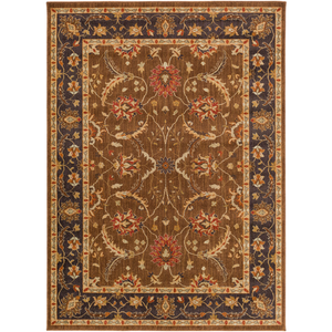 "Surya Floor Coverings - WLL1008 Willow Lodge 5'3"" x 7'3"" Area Rug"