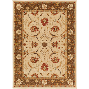 "Surya Floor Coverings - WLL1009 Willow Lodge 5'3"" x 7'3"" Area Rug"
