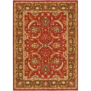 "Surya Floor Coverings - WLL1010 Willow Lodge 5'3"" x 7'3"" Area Rug"