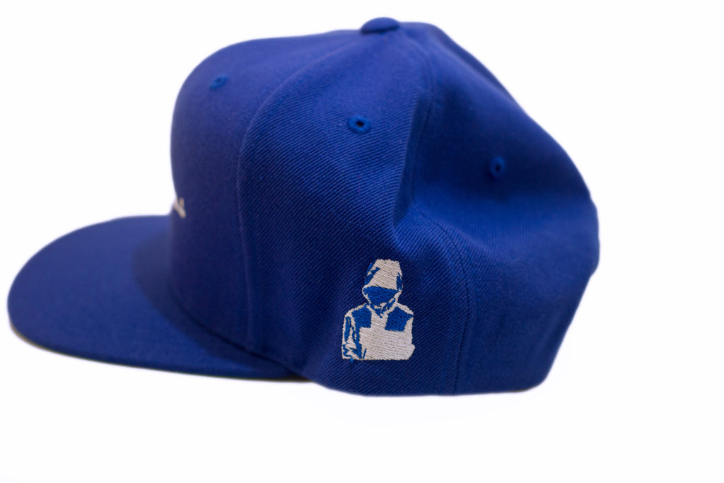 LA Snapback Dodger Blue – Visionary Los Angeles f2811fadd29