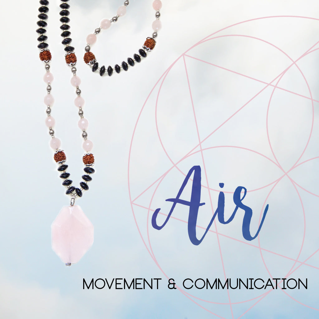 Moving Forward with the Air Element