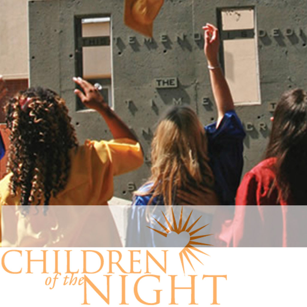 Charity Spotlight: Children of the Night