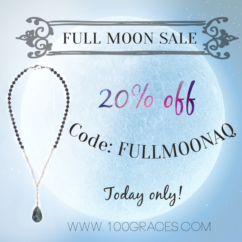 Full Moon Sale Today!