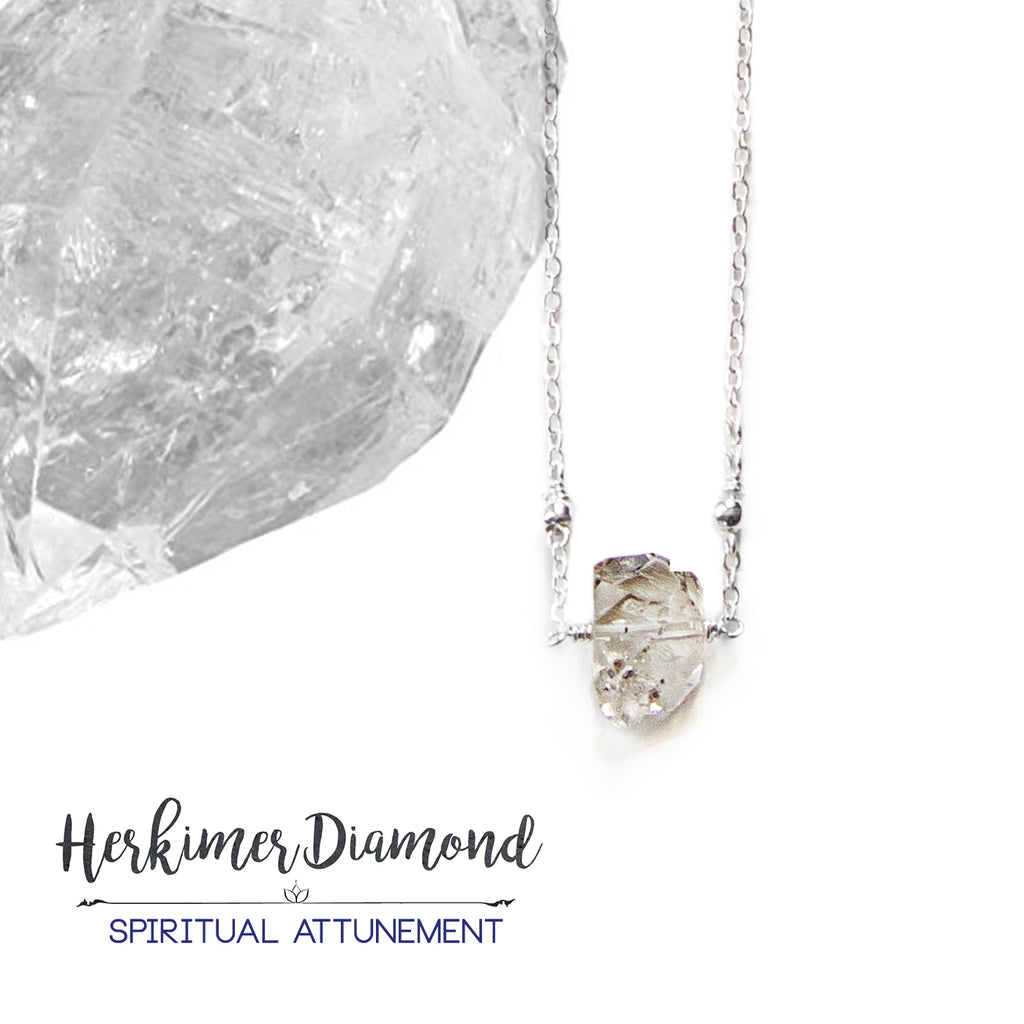 Herkimer Diamond: Stone of Spiritual Attunement