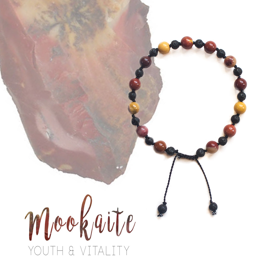 Mookaite: for Youth and Vitality