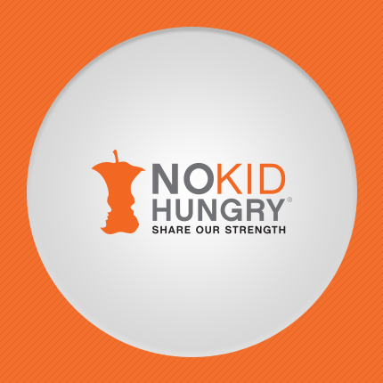 100 Graces Gives Back: No Kid Hungry