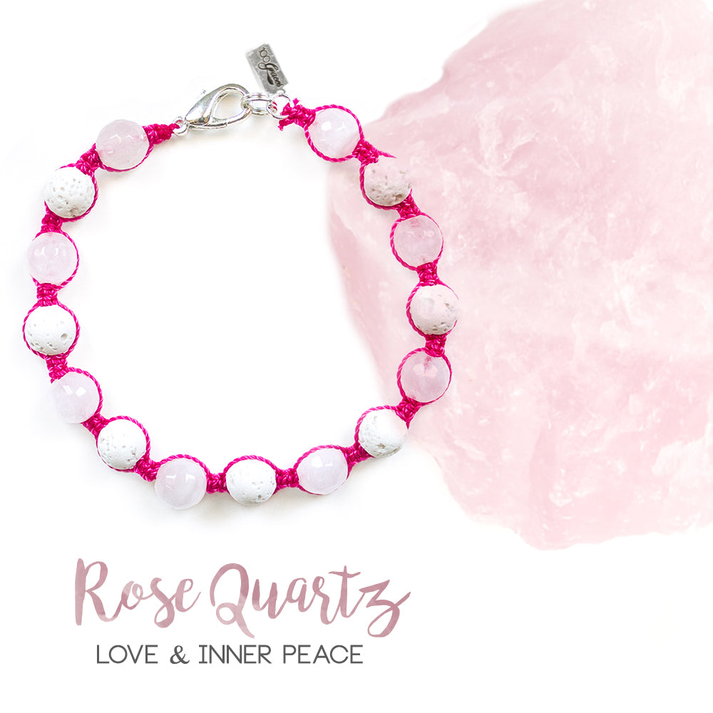 Rose Quartz: for Love & Inner Peace