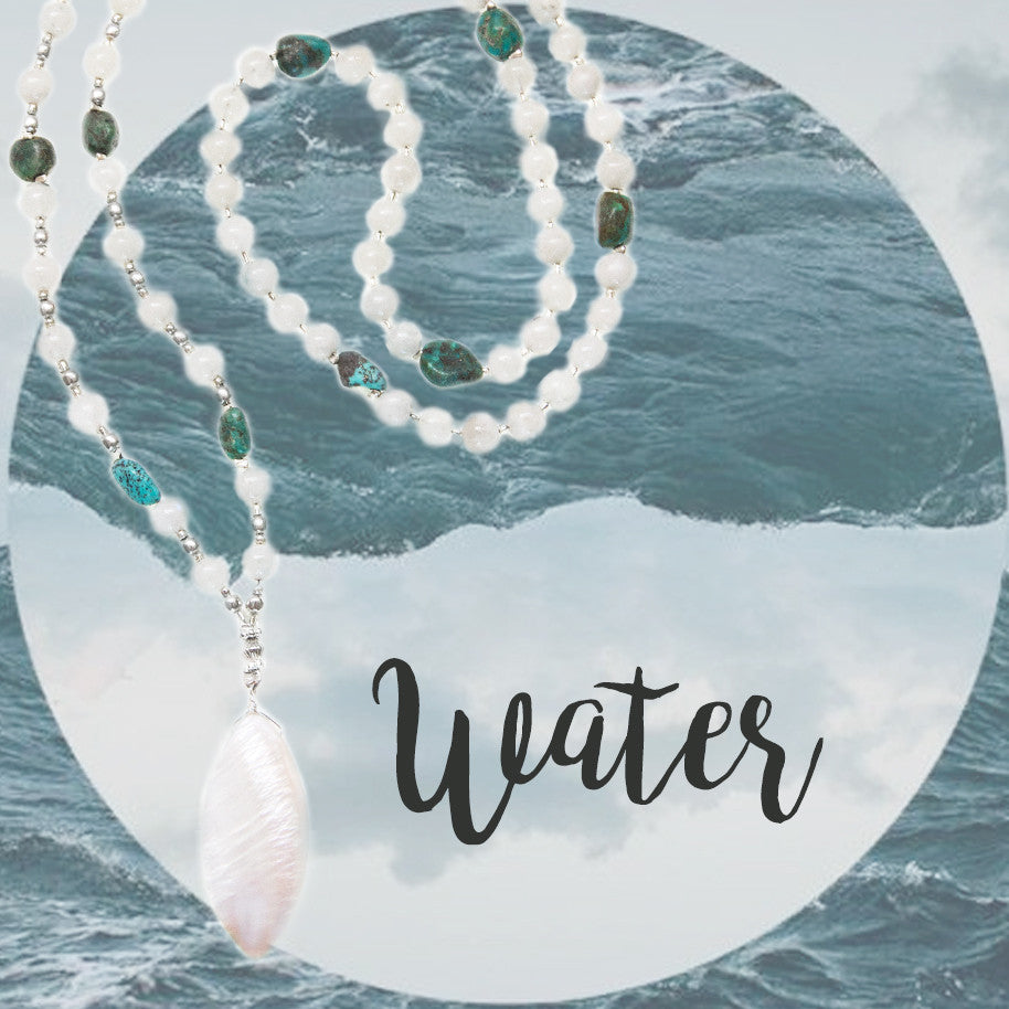 Healing with the Water Element