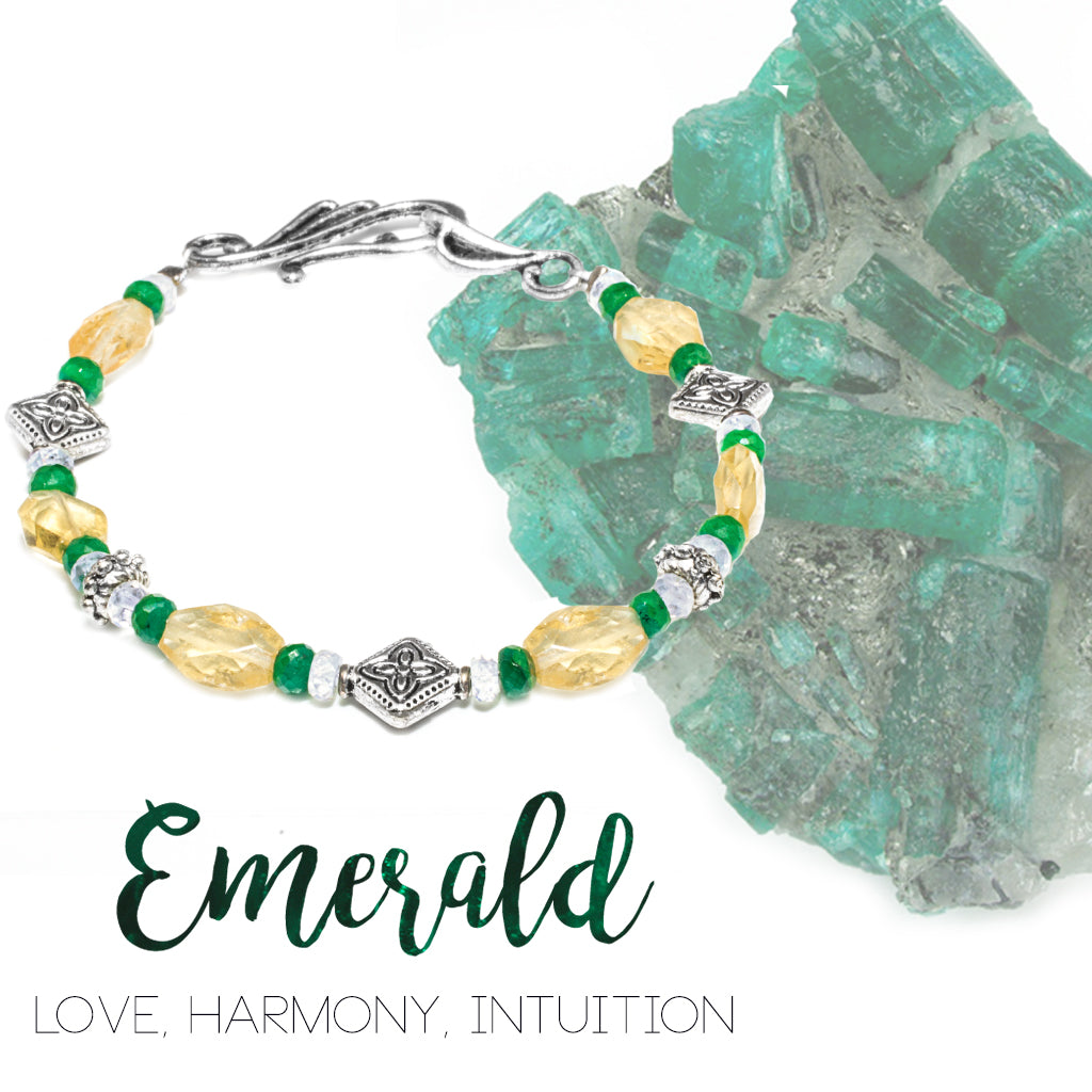 emerald gemstone healing