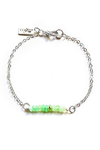 Chrysoprase Bracelet - 100 Graces