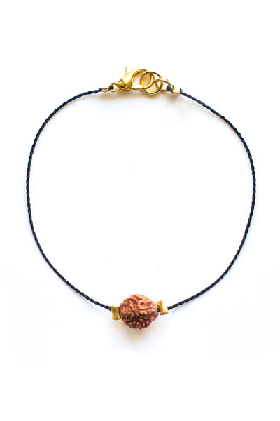 Black Kids Bodhi Seed Diffuser Bracelet - 100 Graces