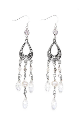 Isolt Chandelier Earrings - 100 Graces