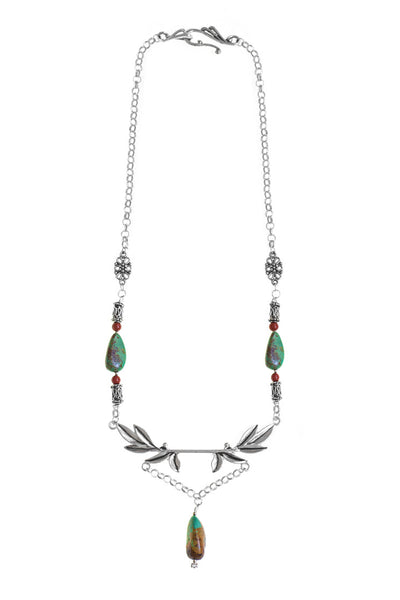 Queen of Wands Necklace - 100 Graces