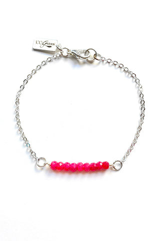 Ruby Bracelet - 100 Graces