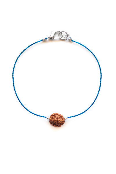 Turquoise Bodhi Seed Diffuser Bracelet